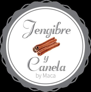 Logo jengibre y canela